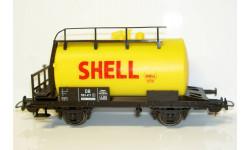 1/87 Платформа-цистерна двухосная Shell, DB Ep.III (PIKO 57707) 2