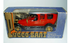 1/43 Руссо-Балт С24/40 Лимузин, 1912г. (Агат/Моссар) январь 96