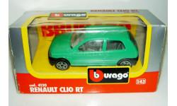 1/43 Renault Clio RT (Bburago), масштабная модель, scale43