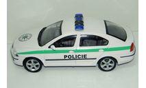 1/43 Skoda Octavia Policie (Abrex), масштабная модель, 1:43, Škoda