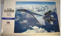 1/72 Су-35С Flanker (01574) Hasegawa (сборная модель, повреждена декаль), сборные модели авиации, scale72, Сухой