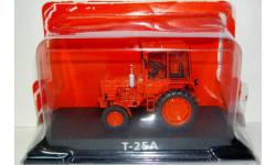 1/43 Трактор Т-25А Владимирец (Hachette) без журнала, масштабная модель трактора, scale43, Тракторы. История, люди, машины. (Hachette collections)