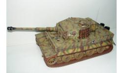 1/35 Тяжёлый танк Tiger I (собранная модель)