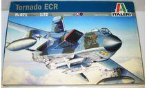 1/72 Tornado ECR (0071) Italeri (сборная модель), сборные модели авиации, scale72
