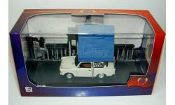 1/43 Trabant 601S Limousine (Camping) 1980 (IST 188), масштабная модель, IST Models, scale43