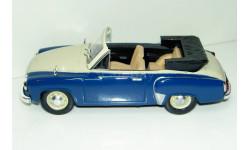 1/43 Wartburg 311 Cabrio 1959 (Kultowe Auta PRLu)