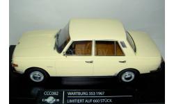 1/18 Wartburg 353 1967 (IST-Cars&Co), масштабная модель, 1:18, IST Models