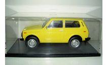 1/18 ВАЗ-2121 Нива 1978 (IST-MCG) в боксе, масштабная модель, 1:18, IST Models