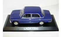 1/43 ВАЗ-2103 LADA 1500 (Мașini de legendă №7), масштабная модель, 1:43, Altaya