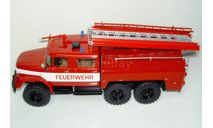 1/43 ЗИЛ-131 АЦ-40(131)-137 Freiwilige Feuerwehr Treuen (SSM), масштабная модель, Start Scale Models (SSM), scale43