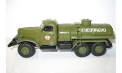 1/43 ЗиЛ-157 топливозаправщик АЦ-4,3 (SSM)
