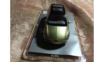 Mercedes-benz Blue Zero concept E Cell, масштабная модель, 1:43, 1/43