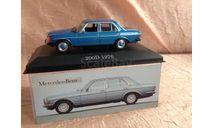 Mercedes-benz 200 D 1976г W 123, масштабная модель, 1:43, 1/43