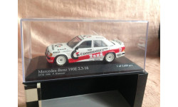 Mercedes-benz  190Е  DTM 1986г