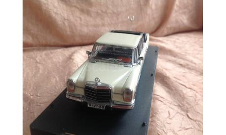Mercedes-benz, масштабная модель, 1:43, 1/43, Vitesse