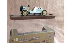 Mercedes-benz, масштабная модель, 1:43, 1/43, Brumm