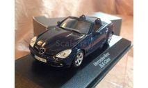 Mercedes-benz SLK clacce, масштабная модель, 1:43, 1/43, Minichamps