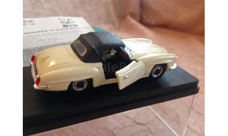 Mercedes-benz 190 SL  1955-1963г, масштабная модель, 1:43, 1/43, RIO