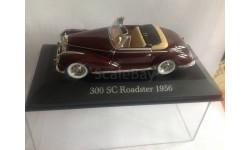 Mercedes-benz 300 SC Roadster 1956г, масштабная модель, 1:43, 1/43
