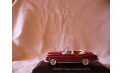 Mercedes-benz 220 SE Convertible  1958г