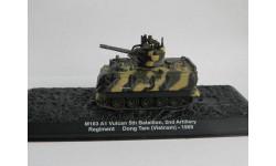 M163 A1 Vulcan.  Автомобиль на службе. Спецвыпуск., масштабные модели бронетехники, DeAgostini (военная серия), scale72
