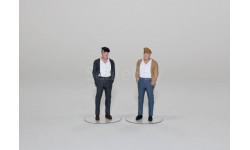 Фигурка в масштабе 1/43 Мужчина., фигурка, 1:43, OPUS studio