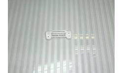 Решётка радиатора Зил-130. Ранняя. 1:43