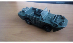 1:43 Ford GPA, масштабная модель, DeAgostini (военная серия), 1/43