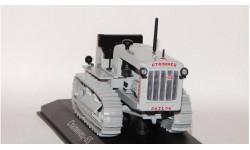 Трактор Сталинец С-65, масштабная модель трактора, 1:43, 1/43, Тракторы. История, люди, машины. (Hachette collections)