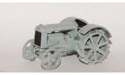 Трактор Фордзон-Путиловец, масштабная модель трактора, 1:43, 1/43, Тракторы. История, люди, машины. (Hachette collections)