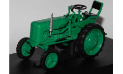 Трактор ХТЗ-7, масштабная модель трактора, 1:43, 1/43, Тракторы. История, люди, машины. (Hachette collections)