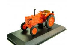 Трактор МТЗ-2, масштабная модель трактора, 1:43, 1/43, Тракторы. История, люди, машины. (Hachette collections)