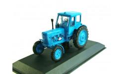 Трактор МТЗ-50 тестовый, масштабная модель трактора, 1:43, 1/43, Тракторы. История, люди, машины. (Hachette collections)