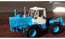 Трактор Т-150К, масштабная модель трактора, 1:43, 1/43, Тракторы. История, люди, машины. (Hachette collections), ДТ