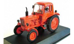 Трактор МТЗ-80, масштабная модель трактора, 1:43, 1/43, Тракторы. История, люди, машины. (Hachette collections)
