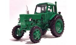 Трактор МТЗ-82, масштабная модель трактора, 1:43, 1/43, Тракторы. История, люди, машины. (Hachette collections)