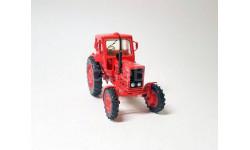 Трактор МТЗ-52, масштабная модель трактора, 1:43, 1/43, Тракторы. История, люди, машины. (Hachette collections)
