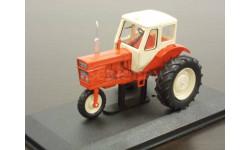 Трактор МТЗ-50Х, масштабная модель трактора, 1:43, 1/43, Тракторы. История, люди, машины. (Hachette collections)