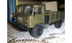 ГАЗ-66, масштабная модель, 1:43, 1/43, Русская миниатюра