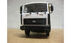 МАЗ-5516 1994 г белый/коричневый АИСТ