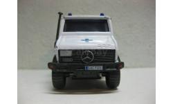 Mercedes Benz UNIMOG UN Cararama