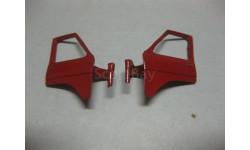 РАФ 2203 дверь красная, запчасти для масштабных моделей, 1:43, 1/43