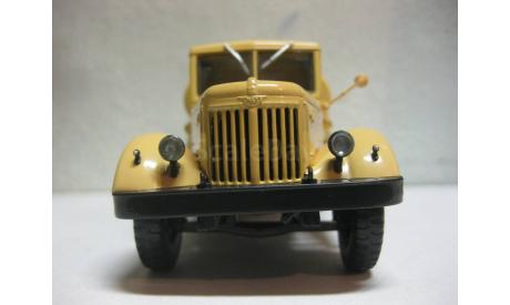 ТЗ-200 кремовый АИСТ, масштабная модель, МАЗ, Автоистория (АИСТ), 1:43, 1/43