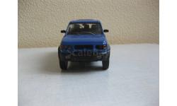 УАЗ-3162 Симбир синий АИСТ