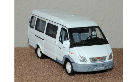 ГАЗ 3221 'Газель', масштабная модель, Autotime Collection, 1:43, 1/43