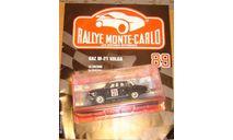 ГАЗ 21 Волга №31 ралли Monte-Carlo, масштабная модель, 1:43, 1/43, DeAgostini Rally Car Collection (by IXO)