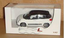 FIAT 500l, масштабная модель, 1:43, 1/43, MONDO