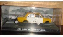 ВАЗ 2103 агент 007, масштабная модель, Universal Hobbies, scale43