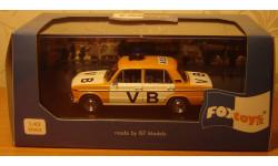 FOX010 ВАЗ 2103 Veřejná bezpečnost Praha 1980