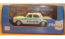 FOX013 ГАЗ 24 Волга Policie České Republiky 1993